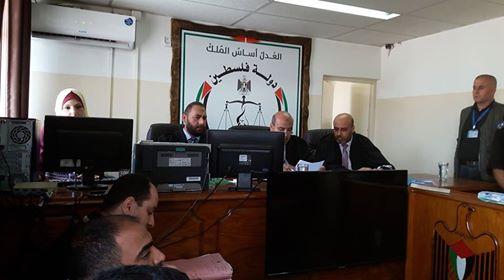 الإعدام لمدان بقتل المواطن محمود أبو سيدو