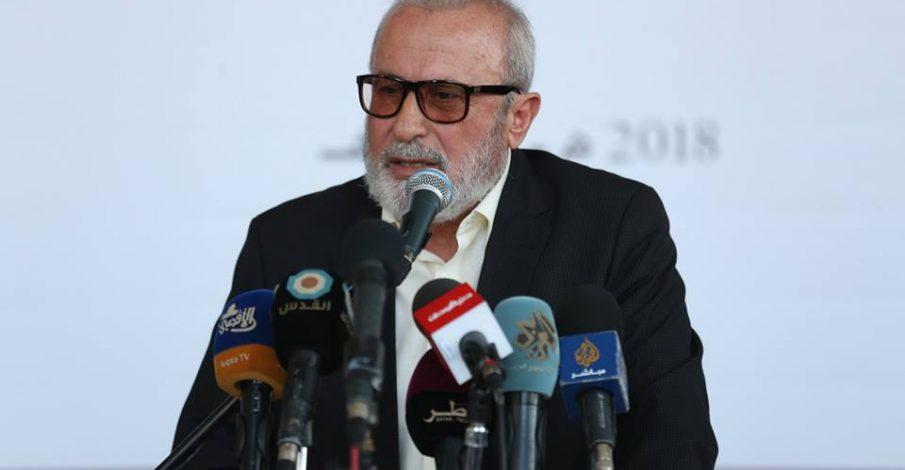 كلمة هامة لرئيس المجلس الأعلى للقضاء في افتتاح قصر العدل