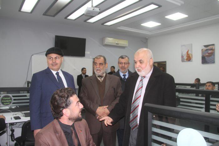 القضاء يعقد الاختبار المحوسب الأول لوظيفة قاضي صلح