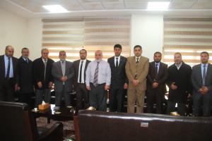 قضاة جدد يؤدون اليمين القانونية أمام المجلس الأعلى للقضاء