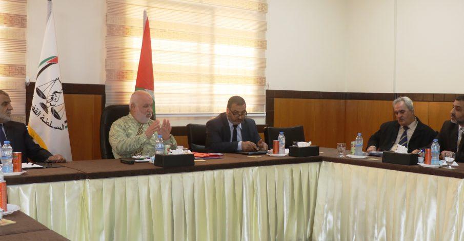 المجلس الأعلى للقضاء يعقد جلسته الرابعة