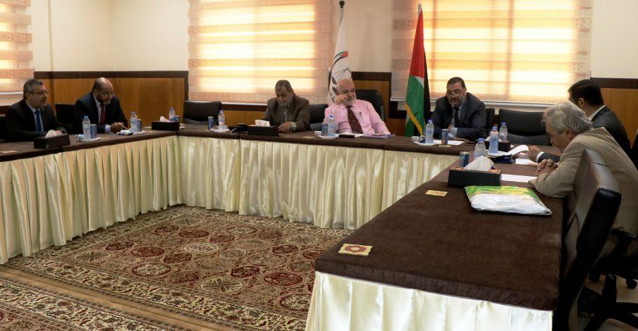 خلال جلسته التاسعة المجلس الأعلى للقضاء يقر تشكيل الهيئات القضائية والمكتب الفني والتفتيش القضائي