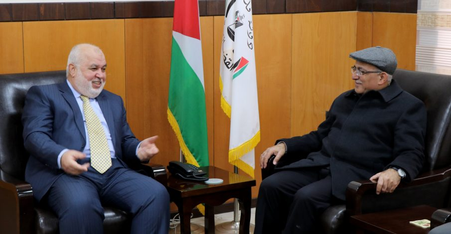المجلس الأعلى للقضاء وبلدية غزة تبحثان سبل التعاون المشترك