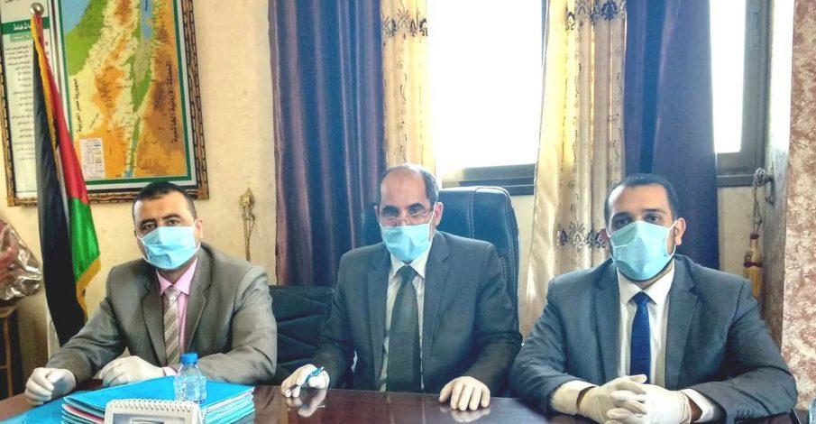 بداية دير البلح تعقد جلسة للمحاكمات السريعة